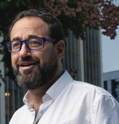 Amir Amedi, Founding Director of The Baruch Ivcher Institute For Brain, Cognition & Technology, IDC