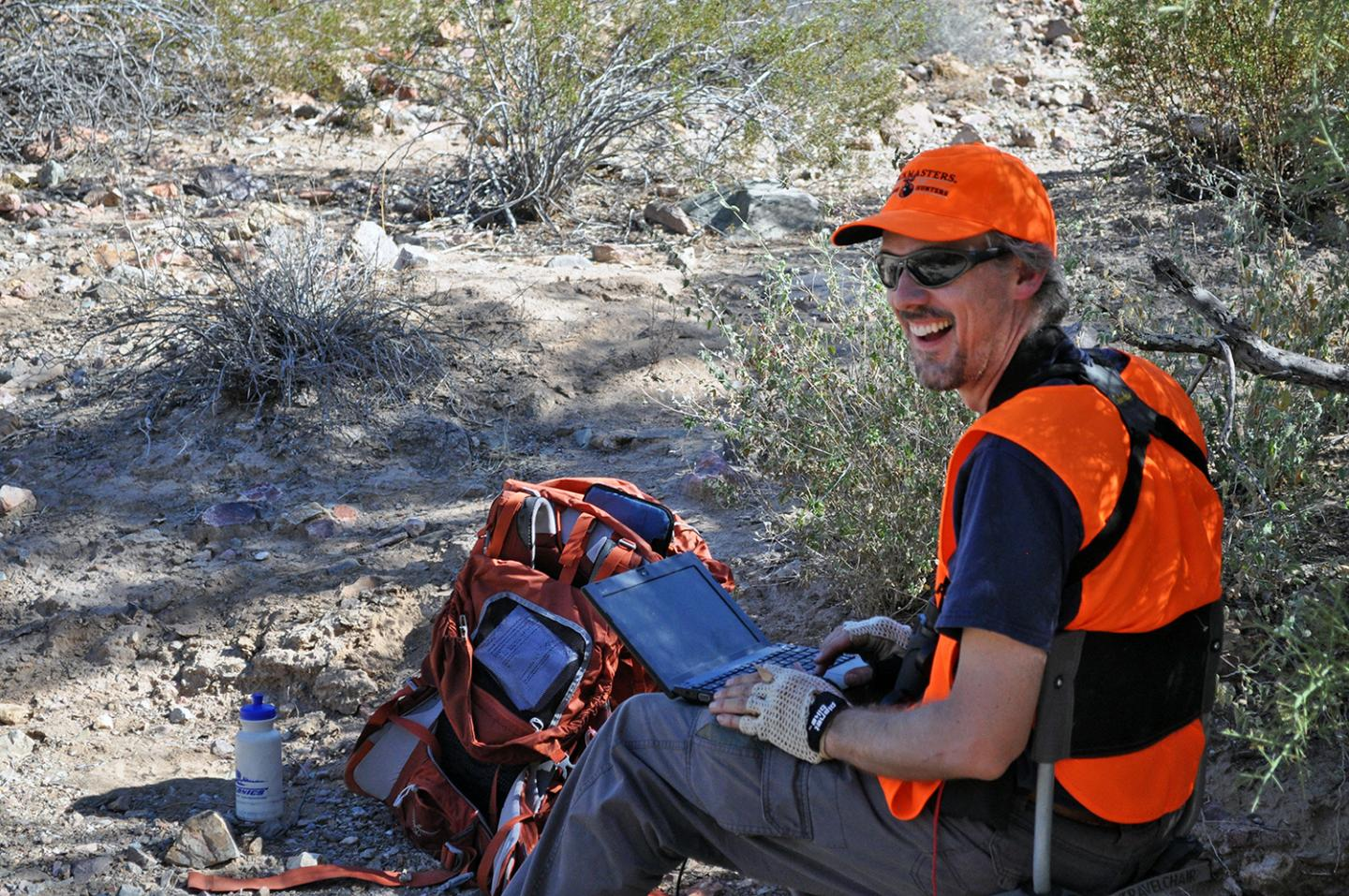 Studying Lethal Hydration in Songbirds of the Desert Southwest