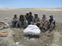 <i>Mystacodon selenensis</i> Excavation Team
