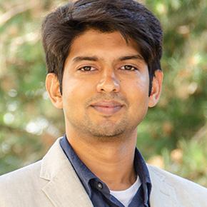 Piyush Mehta, West Virginia University