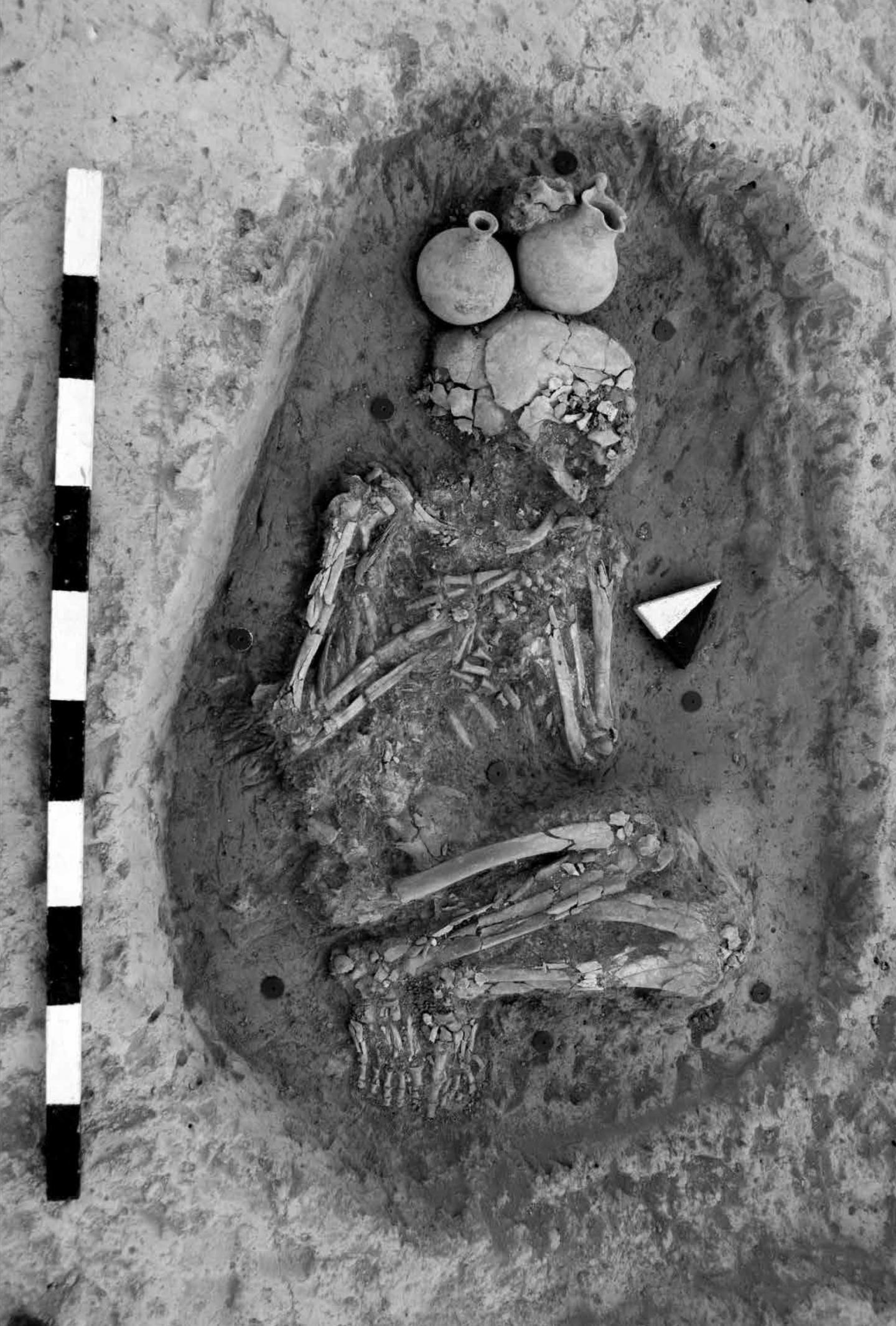 Human Remains at Alalakh
