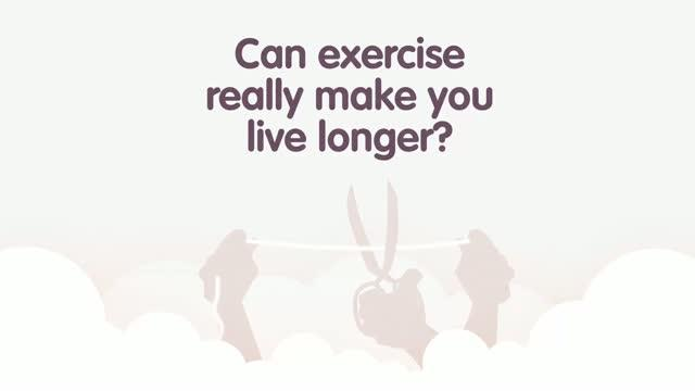 Can Exercise Help You to Live Longer?