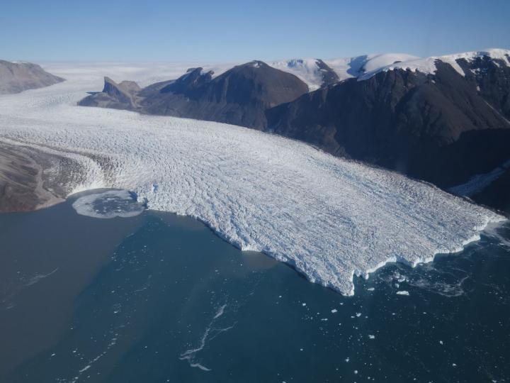 Glacier Terminus