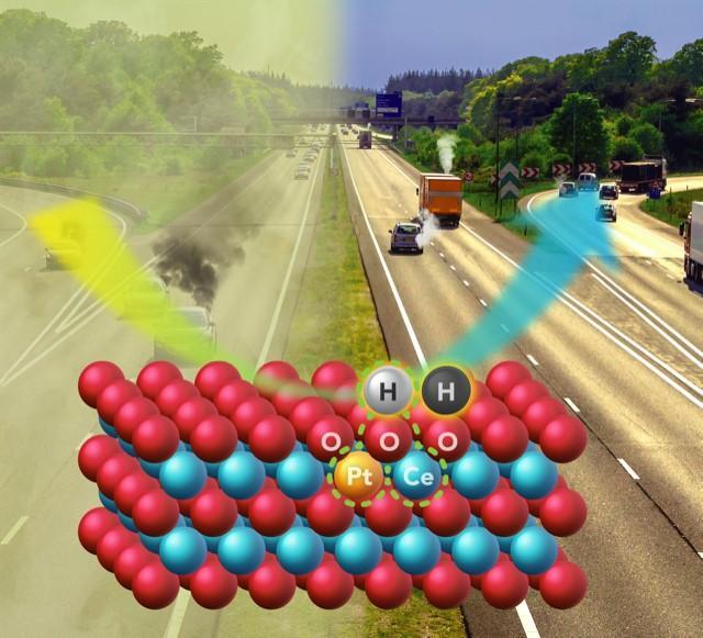 A Better Catalytic Converter