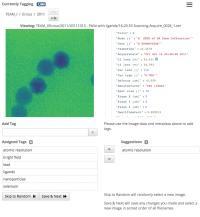 Science Search: Validating Metadata