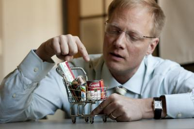 Professor Brian Wansink, Cornell Food and Brand Lab