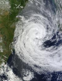MODIS Image of Guito