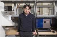 Electrical and Computer Science Assistant Professor Seokheun Choi, Binghamton University