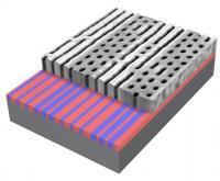 Schematic of Nanoarchitecture